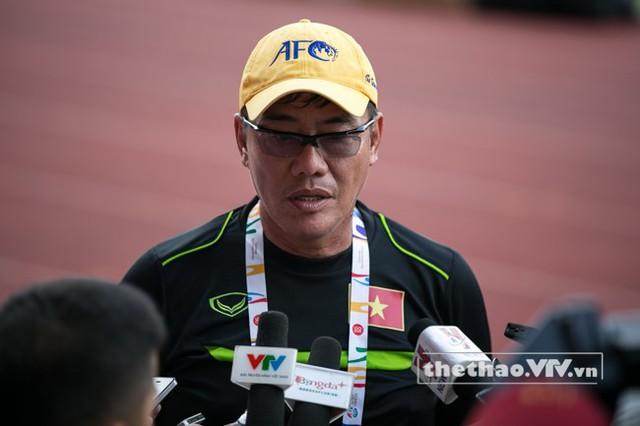 Ông Dương Vũ Lâm tin rằng U23 Malaysia là đối thủ không hề dễ chơi với U23 Việt Nam.
