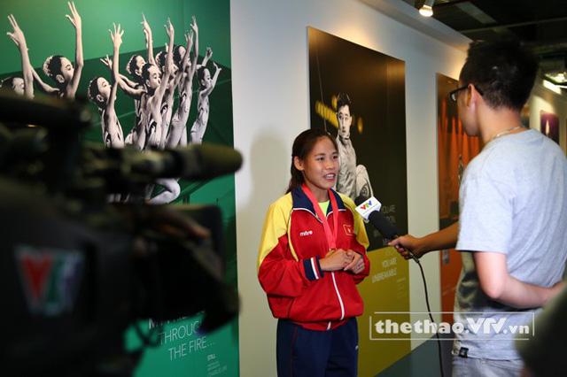 Thanh Phúc muốn góp mặt tại đấu trường Olympic 2016 ở Brazil