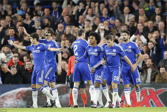 Chelsea thể hiện được bản lĩnh của 1 đội bóng lớn trong hoàn cảnh khó khăn