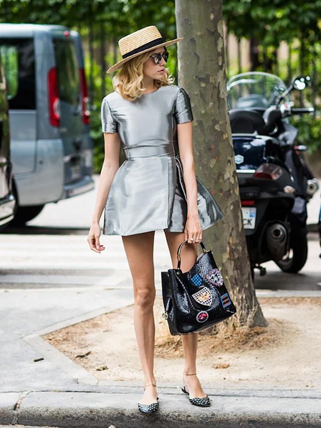 Sành điệu thời trang đường phố của sao
