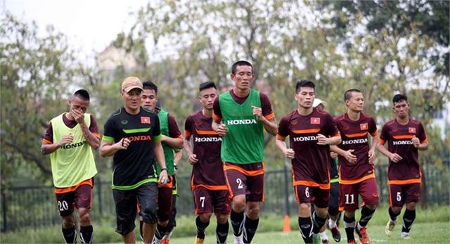 Tuần tới, ĐT Việt Nam sẽ chạm trán đội bóng mạnh của bóng đá châu Á.