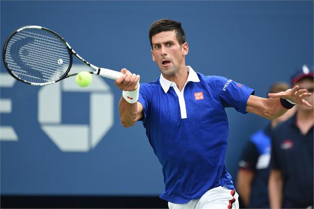 Djokovic vẫn chưa để thua set đấu nào tai US Open 2015