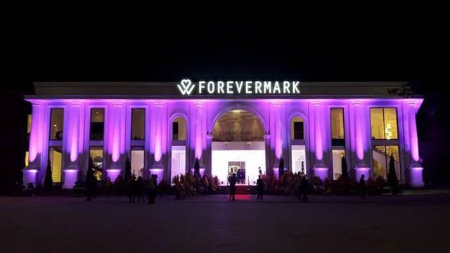 Forevermark được xây dựng trên khuôn viên 2.000 m2 với 2 tầng. (Ảnh: Zing)
