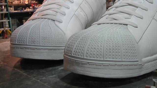 Mũi giày Supershell khổng lồ đang chờ được Việt Max tô điểm
