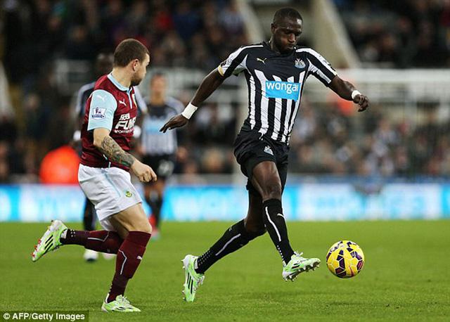 Sissoko chạy nhanh nhất Premier League