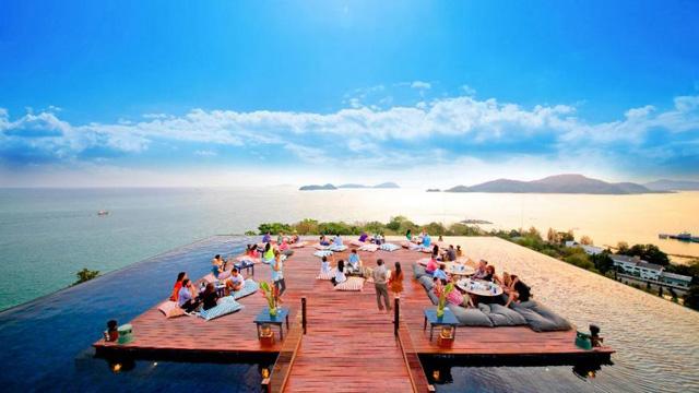 Hồ bơi khách sạn Belmond, Ravello, Italia