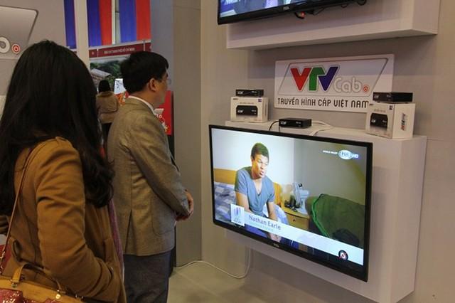 Người dùng ngày càng quan tâm đến dịch vụ truyền hình số.