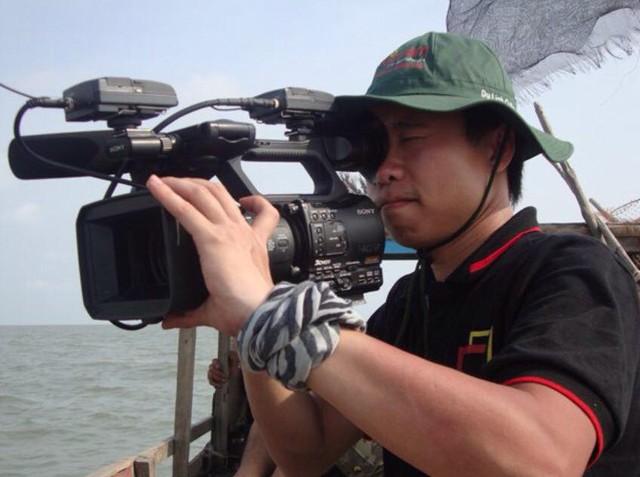 Đạo diễn trẻ Trịnh Quang Bách. (Ảnh: Nhân vật cung cấp)