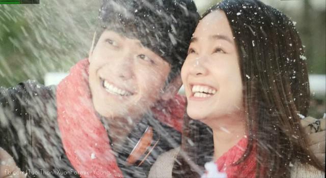 Những buổi hẹn hò lãng mạn của cặp đôi tại Hàn Quốc.