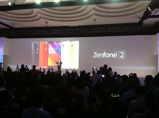 Lễ ra mắt Zenfone 2 tại Indonesia