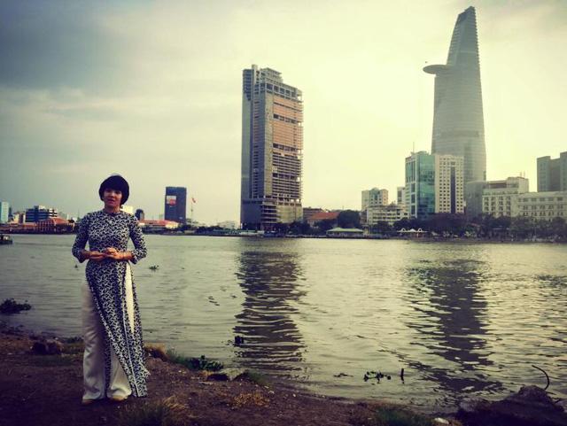 NB Diễm Quỳnh: Cầu truyền hình Hoài bão Hồ Chí Minh là cách kể chuyện khác về Bác - Ảnh 1.
