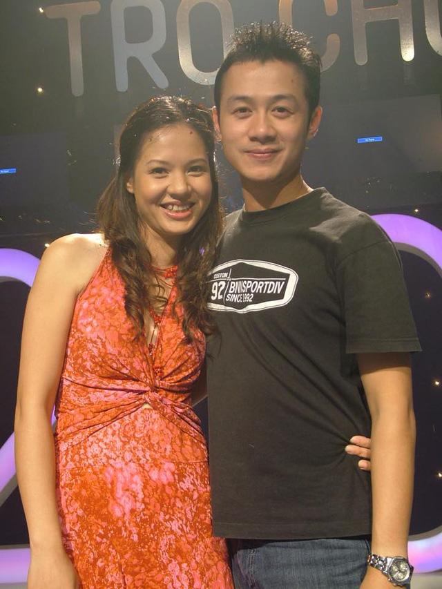 MC Anh Tuấn và MC Anh Tuấn - hai trong những MC thuộc thế hệ vàng của VTV.