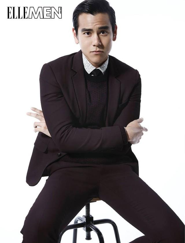 Hiện, nam diễn viên điển trai đang bận rộn với các hoạt động quảng bá cho bộ phim mới về đề tài đua xe đạp mang tên To The Fore đóng chung với nhiều tên tuổi lớn như Choi Si Won (thành viên Super Junior) hay mỹ nhân đại lục Đậu Kiêu.