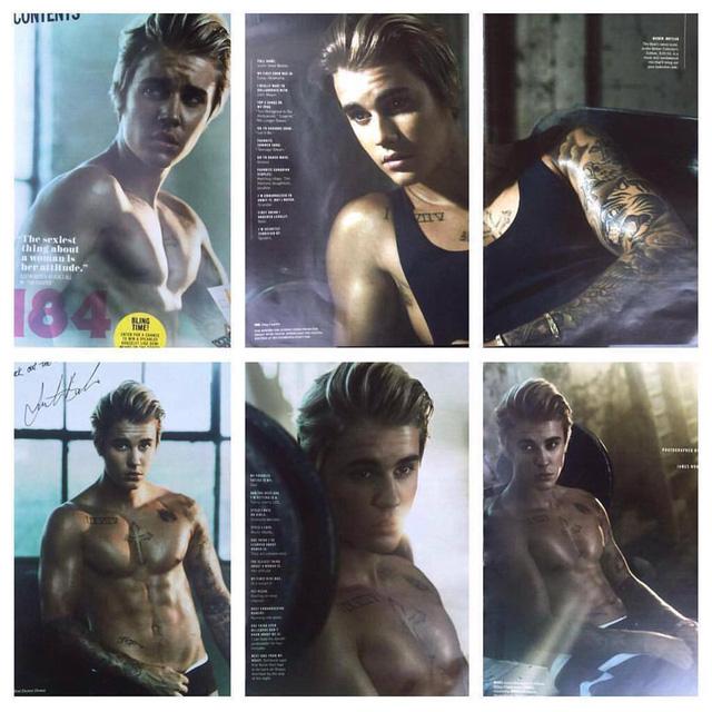 (Ảnh: Instagram Justin Bieber)