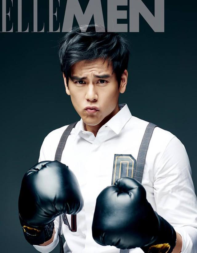 Hiện, Bành Vu Yến đang khá bận rộn quảng bá cho bộ phim mới mang tên To The Fore đóng cùng nhiều ngôi sao đình đám như Vương Lạc Đan hay Choi Si Won.
