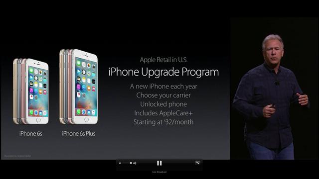 Chương trình mới của Apple cho phép người dùng nâng cấp lên iPhone mới chỉ với một khoản phí hàng tháng