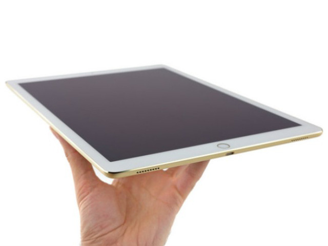 iPad Pro sở hữu màn hình lớn với kích thước 12,9 inch
