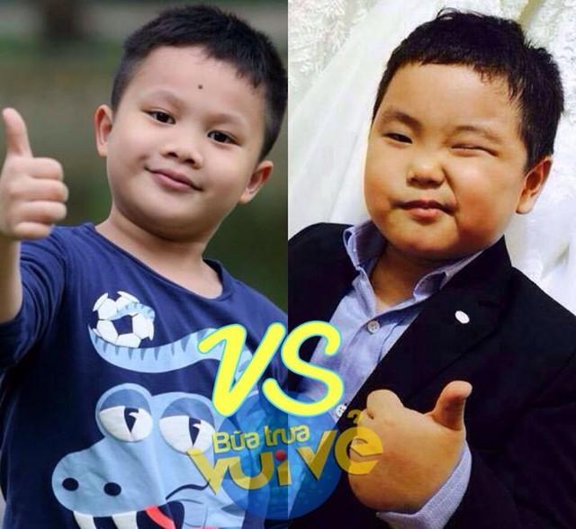 Bé Heo và bé Bi sẽ cùng đối đầu tại nhà hàng Bữa trưa vui vẻ.