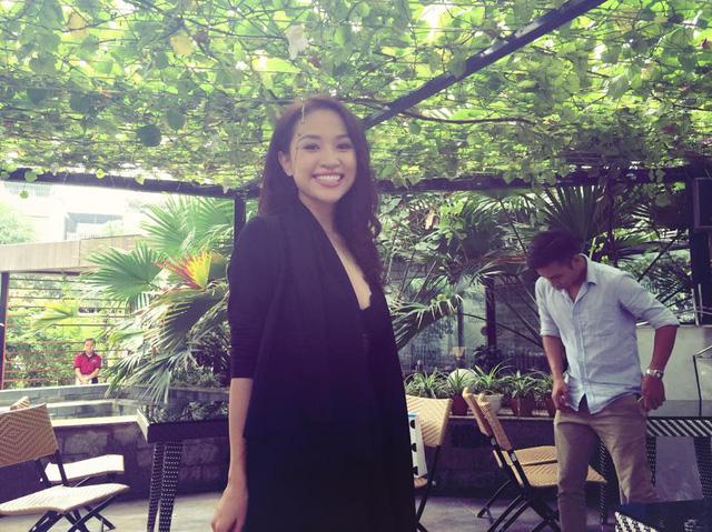 Thanh Vân ghi hình bộ phim Zippo, Mù tạt và em