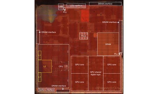 Cấu trúc vi xử lý A7 của Apple