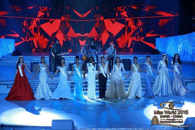 Người đẹp Việt Nam có mặt trong top 11.