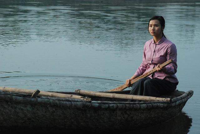 Diễn viên Lã Thanh Huyền - vai Mây - trong phim Người trở về