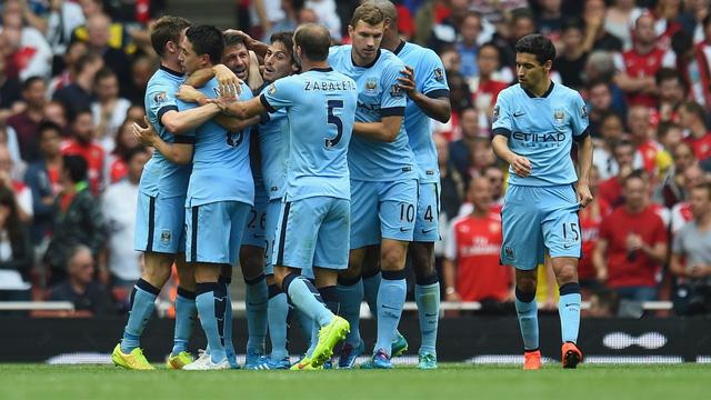 Man City sẽ đoạt ngôi vị á quân nếu thắng 2 trận đấu còn lại