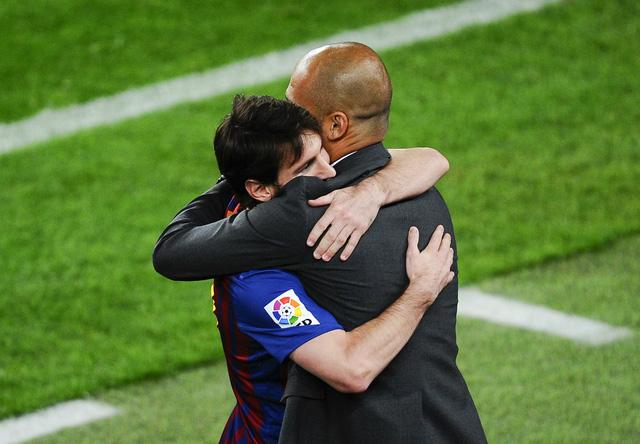 Nếu có được Pep Guardiola, Man City sẽ có thêm cơ hội sở hữu Lionel Messi.