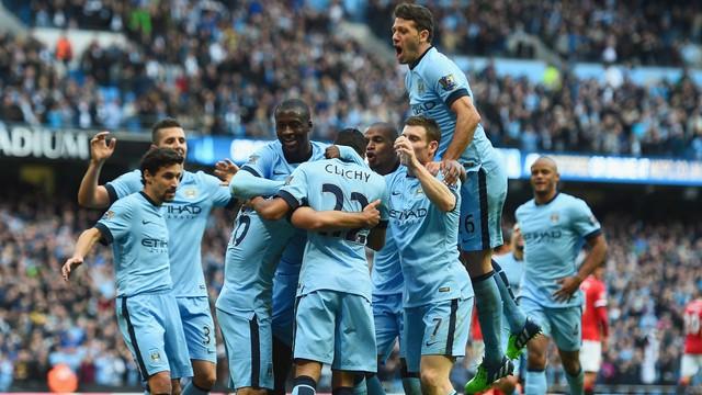 Man City sẽ phải làm khách đến sân của Stoke City tại vòng 15 Ngoại hạng Anh