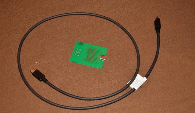 Thiết bị giúp người dùng dễ dàng kết nối với các thiết bị mà không cần quan tâm đến chiều của đầu cáp