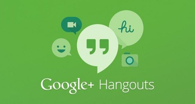 Google Hangouts ngày càng trở nên phong phú hơn