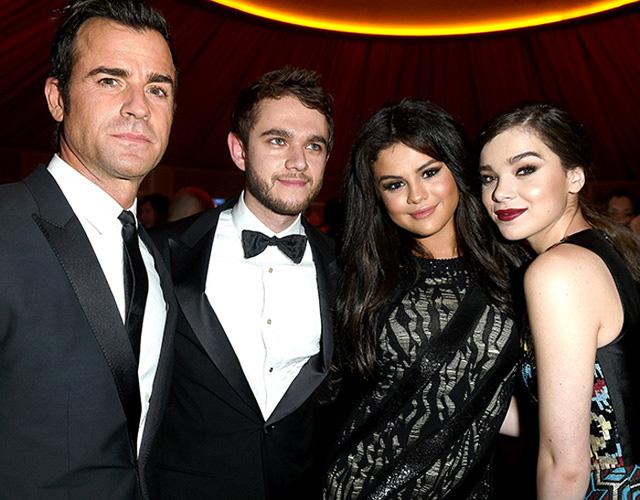 Selena Gomez xuất hiện ở bữa tiệc cùng bạn trai mới - DJ Zedd.