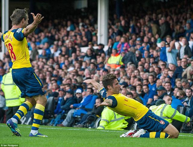 Arsenal sẽ tìm lại được niềm vui chiến thắng