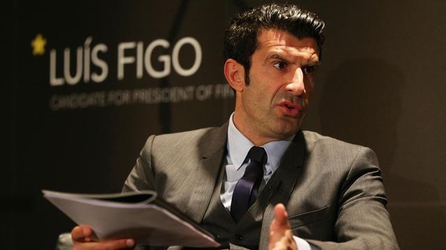 Cựu ngôi sao Luis Figo