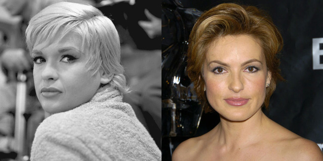 Jayne Mansfield khởi nghiệp là một diễn viên và sau này thành danh trong vai trò người mẫu Playboy. Con gái bà, người đẹp Mariska Hargitay là bản sao hoàn chỉnh của bà