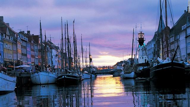 Khu cảng Nyhavn