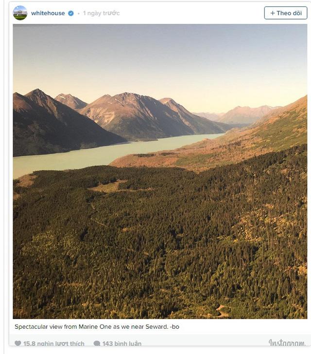 Alaska hiện nay dưới tác động của biến đổi khí hậu