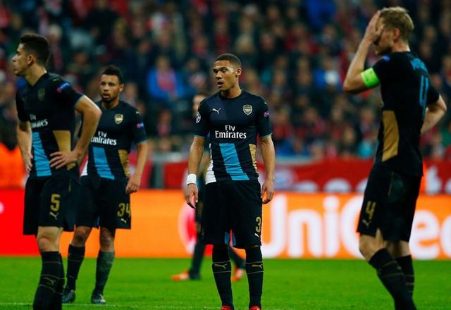 Arsenal tự tin tới làm khách trên sân của Bayern Munich với hành trang là chiến thắng trong lần đụng độ trước đó tại Emirates...