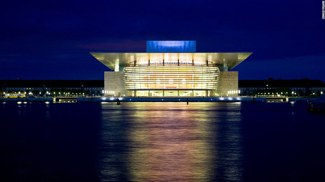 Nhà hát Opera Copenhagen