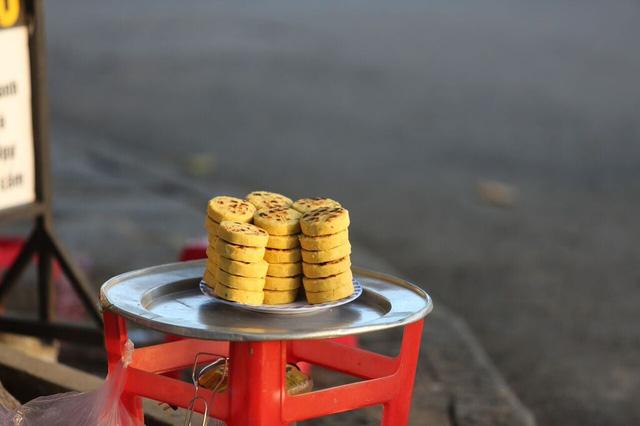 Bánh khoai nướng, đặc sản ngon rẻ của Hội An