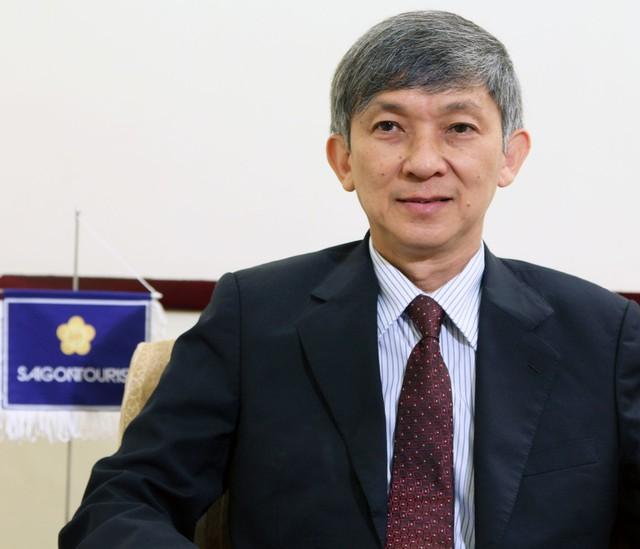 Ông Trần Hùng Việt, tổng giám đốc Saigontourist