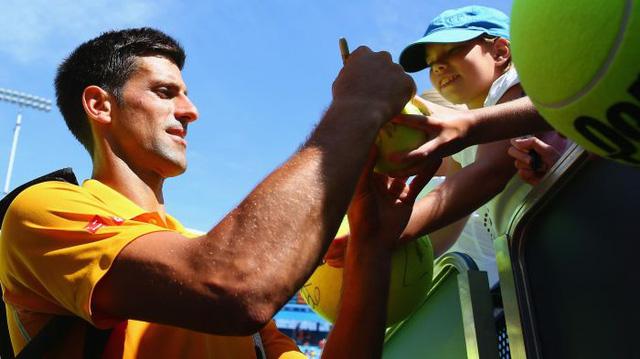Novak Djokovic đã không thể duy trì mạch chiến thắng ở Cincinnati 2015