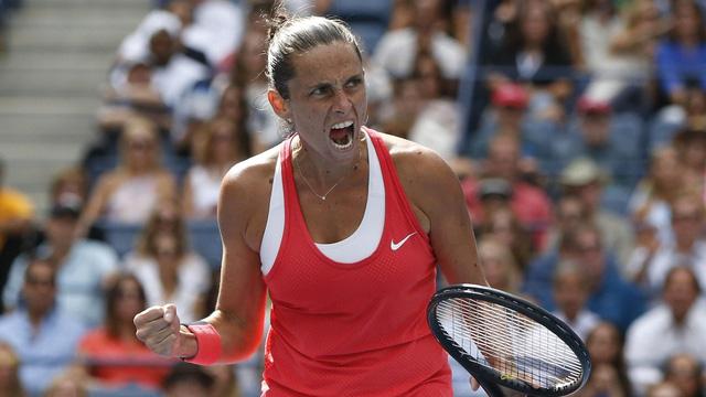 Tay vợt không được xếp hạng hạt giống Roberta Vinci đang đứng trước cơ hội lớn để giành danh hiệu Grand Slam đầu tiên trong sự nghiệp.