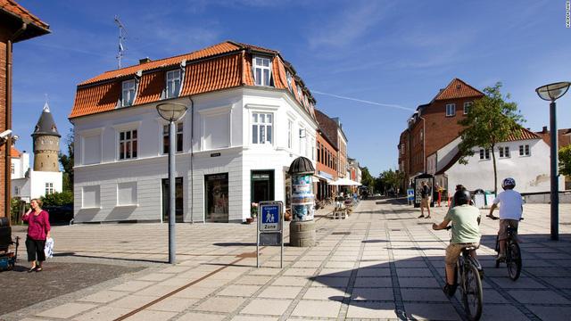 Đường Fredensborg
