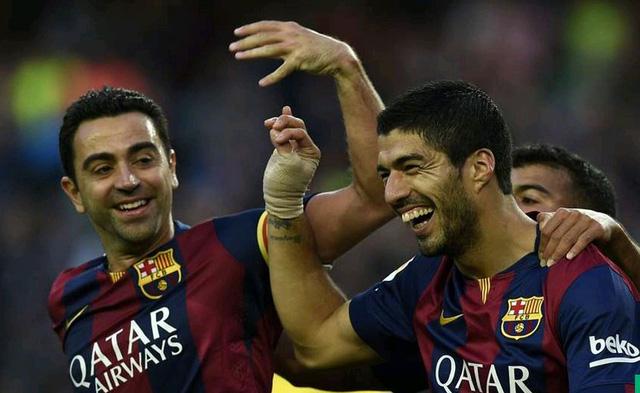 """Barcelona 6-0 Getafe: Bộ ba MSN lại nổ súng để góp sức """"thổi bay"""" đội bóng thủ đô."""