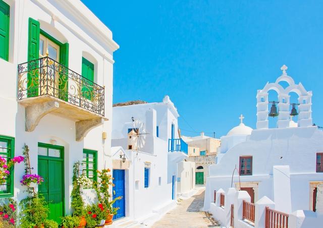 Hòn đảo có một vẻ đẹp mà du khách không thể tìm thấy ở bất cứ nơi nào khác trên thế giới