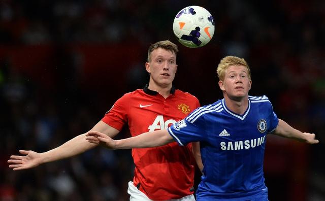 De Bruyne có khá ít cơ hội ra sân khi còn thi đấu cho Chelsea.