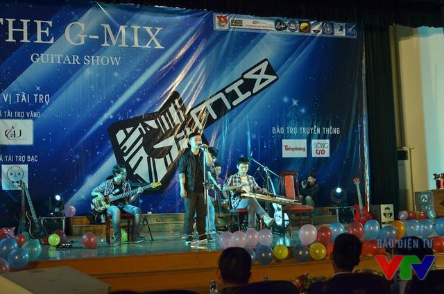 Đến với The G-Mix, các CLB guitar được thỏa sức thể hiện bản thân, sống trọn từng phút giây với tình yêu guitar.