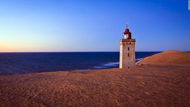 Ngọn hải đăng Rubjerg Knude