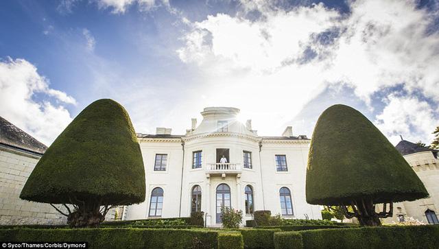Địa điểm được Simon Cowell lựa chọn là lâu đài có tên Château de Moh tại Pháp.